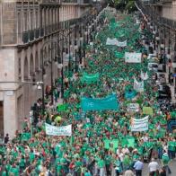 La manifestación en Palma congregó a unas 100.000 personas