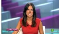 Cristina Saavedra informó sobre el ataque en cuanto La Sexta Noticias dispuso de las imágenes